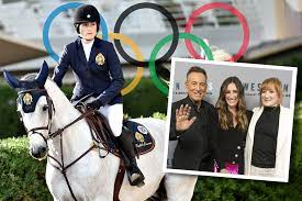Jessica Springsteen vying for Olympic ...
