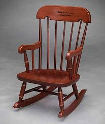 childrens wooden rocking chair. rocking in a chair, either yourself or child, natural sensory. childs chairwooden childrens wooden chair