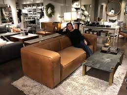 i love the lenyx sofa from cb2 if only it wasn t so big