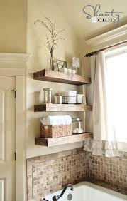 diy rustic shelves floating shelves diy solid wood floating shelves