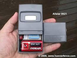 allister access 3000 garage door opener allister access