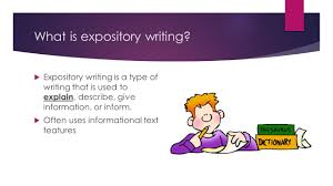 What Is Expository Text Reading Expository Texts What Is Expository Writing