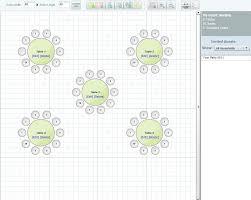 30 Printable Wedding Seating Chart Simple Template Design