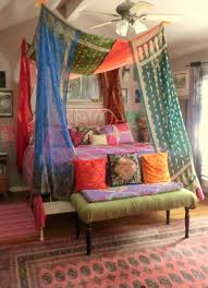 Terrific Indian Canopy Bed Curtains Photo Decoration Inspiration ...