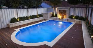 Good Swimming Pool Design For Small Garden Area For The Home New House Plans