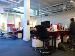 san francisco rackspace office. This Allows Rackers To Move A Corner Get Into Flow Or Create Circle With Team On Sprint. We Also Increased Our Number Of Pair Programming San Francisco Rackspace Office