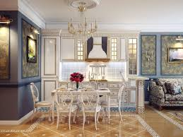 classic dining room ideas. Classic Dining Room Design Ideas With Luxury Crystal Chandelier And Best Tile Flooring