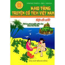 Sách - Kho Tàng Truyện Cổ Tích Việt Nam Đặc Sắc Nhất, Giá tháng 6/2021