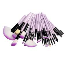 32 vander professional eye blending brush set