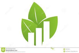 Growth Logo Design Business Growth Logo Design Template Stock Vector