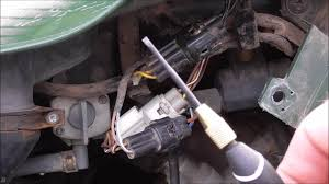 The simple and quick way to reset a flashing belt light on a Kawasaki ATV -  YouTube