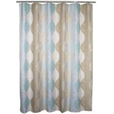 ufaitheart abstract leaves pattern fashion shower curtain fabric stall shower curtain 36 x 72 inch for