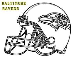 Small Picture Nfl Logos Coloring Pages Cool Images Of Nfl Football Logos