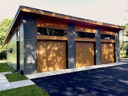 3 car garage plan 050g 0035