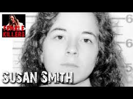 Image result for 1994, Susan Smith claims her car with two small children was carjacked by an African-American man in South Carolina.
