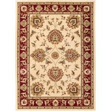 well woven timeless abbasi ivory 8 ft x 11 ft traditional area rug