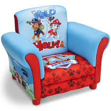 Kids Bedroom Chair Delta Children Paw Patrol Upholstered Chair Kid Chairs And