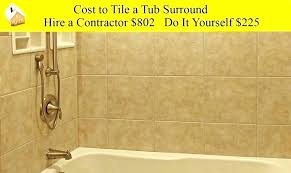 re tiling a bathroom cost mesmerizing