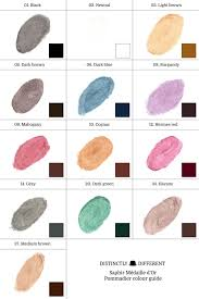 Cogent Shoe Polish Color Chart Meltonian Shoe Cream Polish