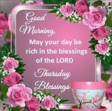 Image result for thursday morning blessings images