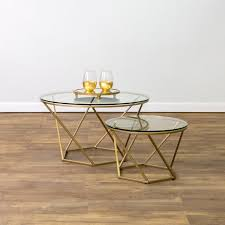 coffee table round gold coffee table round glass coffee table gold