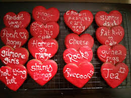 anniversary gift wife gives husband personalized cookies to Wedding Anniversary Gifts Under 200 Wedding Anniversary Gifts Under 200 #27 Gifts for Women $200