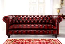 tufted furniture trend. Trend Red Leather Tufted Sofa 65 About Remodel Sofas And Couches Ideas With Furniture T