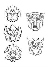 Kleurplaat Transformers Tropicalweather