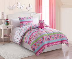 surprising nursery beddings owl bedding set for baby girl with sets