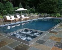 rectangle inground pools with hot tubs. Delighful Tubs Very Small Inground Pools  Small Swimming Pools In Ground With Top 8 Ideas  Swimming Pool  Intended Rectangle With Hot Tubs G