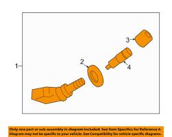 Details About Gm Oem Tire Pressure Monitor Tpms Sensor 25758220