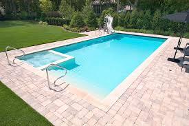 Glencoe IL Swimming Pool and Interior Hot Tub Traditional Pool