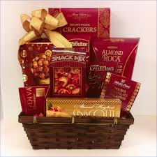 the ultimate chocolate gift basket