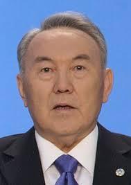 nursultan nazarbayev  13 съезд НДП Нур Отан cropped nursultan nazarbayev jpg