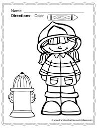 Small Picture Fancy Fire Safety Coloring Pages 68 With Additional Free Colouring