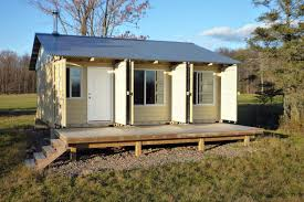 Astonishing Storage Container Hunting Cabin Images Inspiration