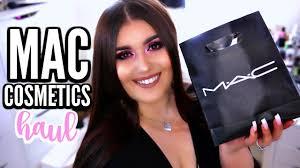 huge mac cosmetics haul 2017 new limited edition holy grail makeup s deanna borocz
