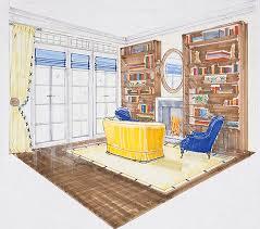 interior design hand drawings. Ginny Moffitt Hand Drawing Interior Design Drawings N
