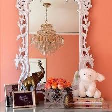 coral paint colorNursery With Coral Paint Design Ideas