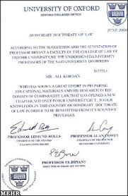 ian interior minister s fake oxford diploma foreign policy