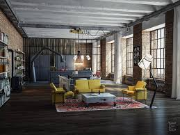 Industrial Living Room Furniture Incredible Industrial Living Room Furniture Home Interior Paint