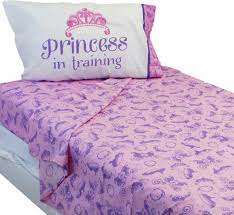 Disney Sofia the First Twin Sheets Princess Scrolls Bedding  contemporary-kids-bedding