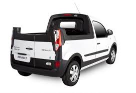 First Electric Pickup Truck: Renault Kangoo ZE Not For U.S. ...