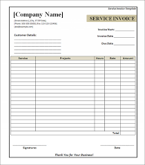 Free Contractor Invoice Unique Free Printable Contractor Invoice Template Denryoku