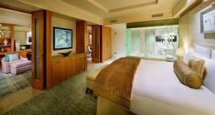 On Suite Bedroom Luxury Hotel Suites Downtown Dubai The Ritz Carlton Difc