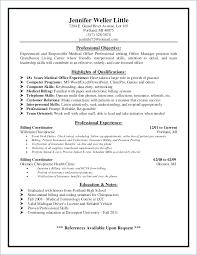 Medical Billing Resume Igniteresumes Com