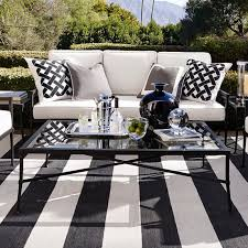 bridgehampton outdoor coffee table