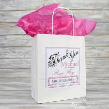 personalized wedding gift bags.  Gift Wedding Decorations Party Personalised Wedding Favour Party Gift Bag  Coloured Tissue Paper Decoration Gifts And Personalized Bags