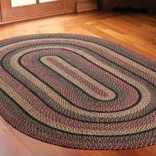 jute area rugs canada country style braided blackberry