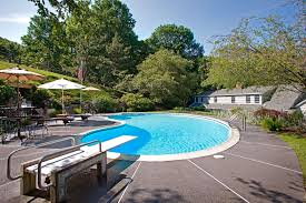 Mind Blowing Outdoor Swimming Pool Design Ideas : Mind Blowing House  Backyard Decorating Design Ideas With ...
